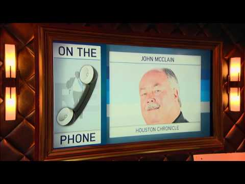 John McClain of The Houston Chronicle on Reax To The Hall of Fame - 2/6/17