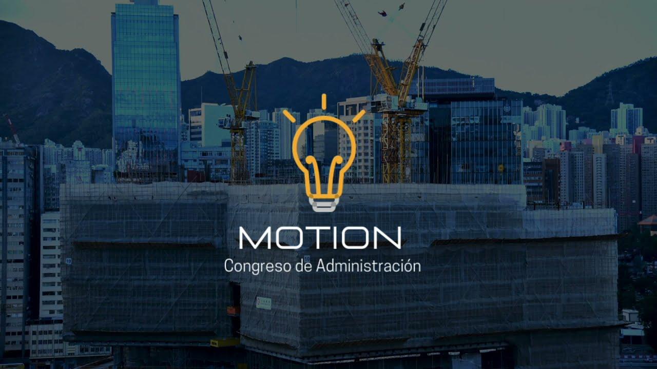 MOTION - 2021   Superando la Crisis   Ibero CDMX