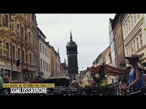 Willkommen in Wittenberg
