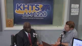 Robert Cooper - City Council Applicant On KHTS (Jan 11, 2017) -- Santa Clarita