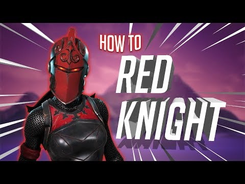 How To: GET RED KNIGHT IN FORTNITE FOR FREE (TUTORIAL)