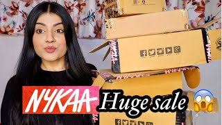 NYKAA PINK FRIDAY SALE HAUL 20…