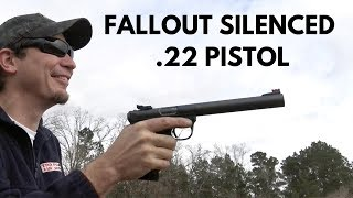 Fallout Silenced .22LR Pistol!  Innovative Arms RMK Integral