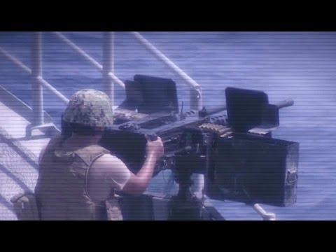 Iran threatens to shoot down US Navy planes