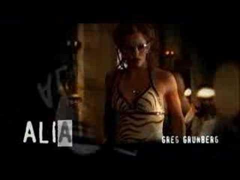 Alias theme song