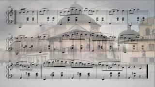 Frederic Chopin Waltz in A minor KK IVb No. 11 [HD]