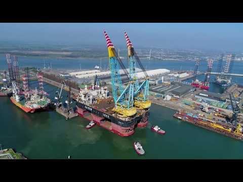 Discovery Channel, Episode 5: Haven Van Rotterdam Kotug Smit