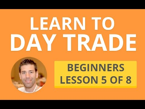 Trading Platforms and Computer setup - Beginners lesson 5 of