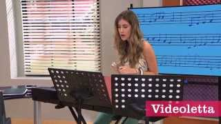 Violetta 2 English - Angie sings