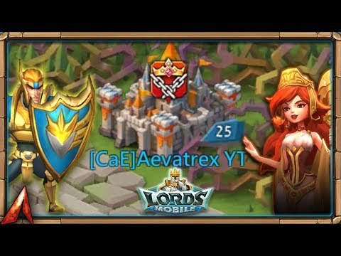 Lords Mobile: Attacking InG! GIMME LEADERS!