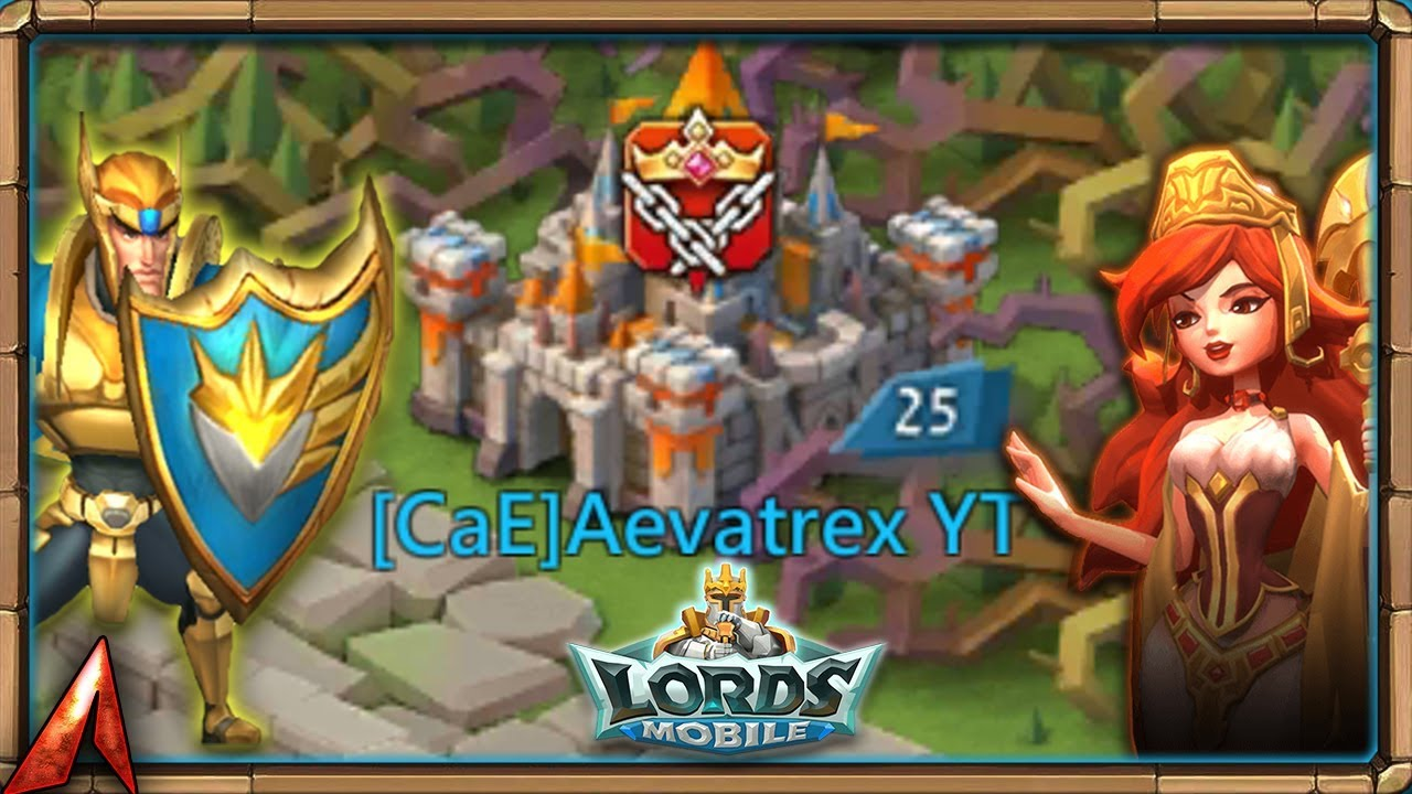 Download Lords Mobile: Attacking InG! GIMME LEADERS!