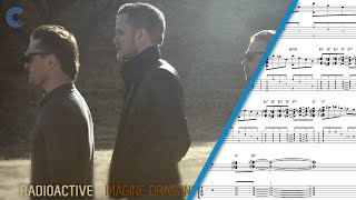 Radioactive - Imagine Dragons - Alto Saxophone - Sheet Music, Chords and Vocals