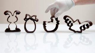 3D Printing To Chocolate