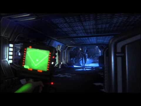 Ambience - Alien Isolation SFX: Ambient Alarms