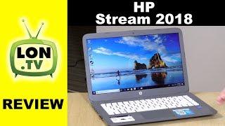 HP Stream 2018 Review: Stream 14 vs. Stream 11 - $249 Windows 10 Budget Laptop