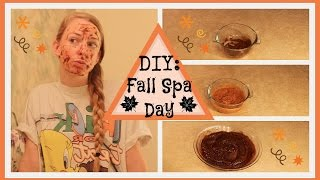 Fall DIY Spa Day Thumbnail