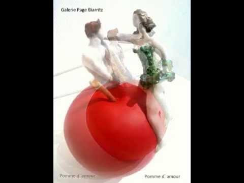 Galerie Page Biarritz  exposition de groupe l' Art du printemps  13 avril - 14 mai 2014