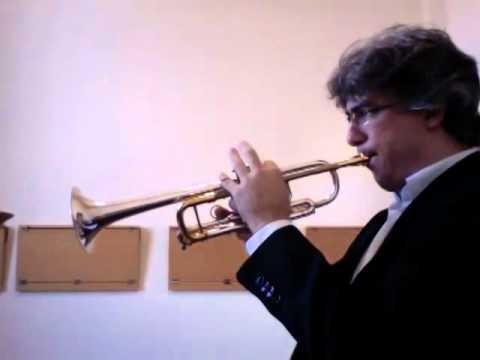 CONCONE - Lyrical Studies for trumpet - N. 6 - Moderato