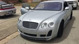 VRTuned Bentley Continental GT ECU Flash