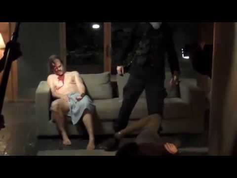 "Fantasy Creations FX ""Glass breaking stunt for the movie You're Next"""