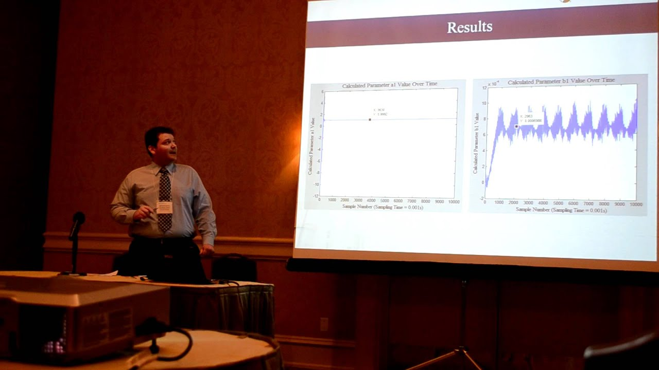 my presentation at ieee southeastcon 2012 on least squares system