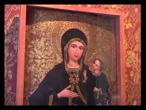 Презентация выставки иконы Армянской Богородицы