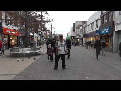 The Harlem Shake Romford Flash Mob (Original)