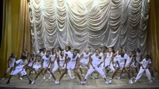 Лагерь Тодес в Евпатории  отчетный концерт 2013  Пролог