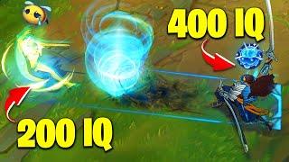 Фото 10 Minutes Of 200 IQ Vs 400 IQ WILD RIFT CLIPS - League Of Legends Wild Rift