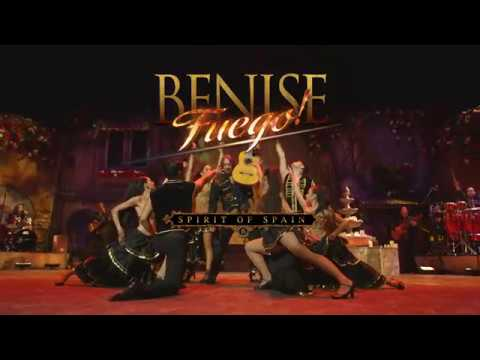 Tickets | Benise 'Fuego!' Spirit Of Spain | City Box Office