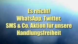 Mit modernen Kommunikationsmedien gegen die ARD-ZDF-GEZ-Belästigung