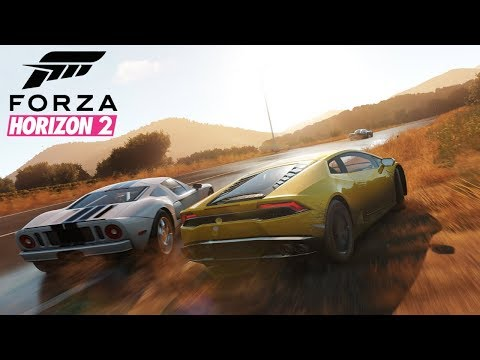 Forza Horizon 2 All DLC & Expansion Trailers, Announcement, Launch Trailer. E3 2014 (HD XBOX 360 PC)