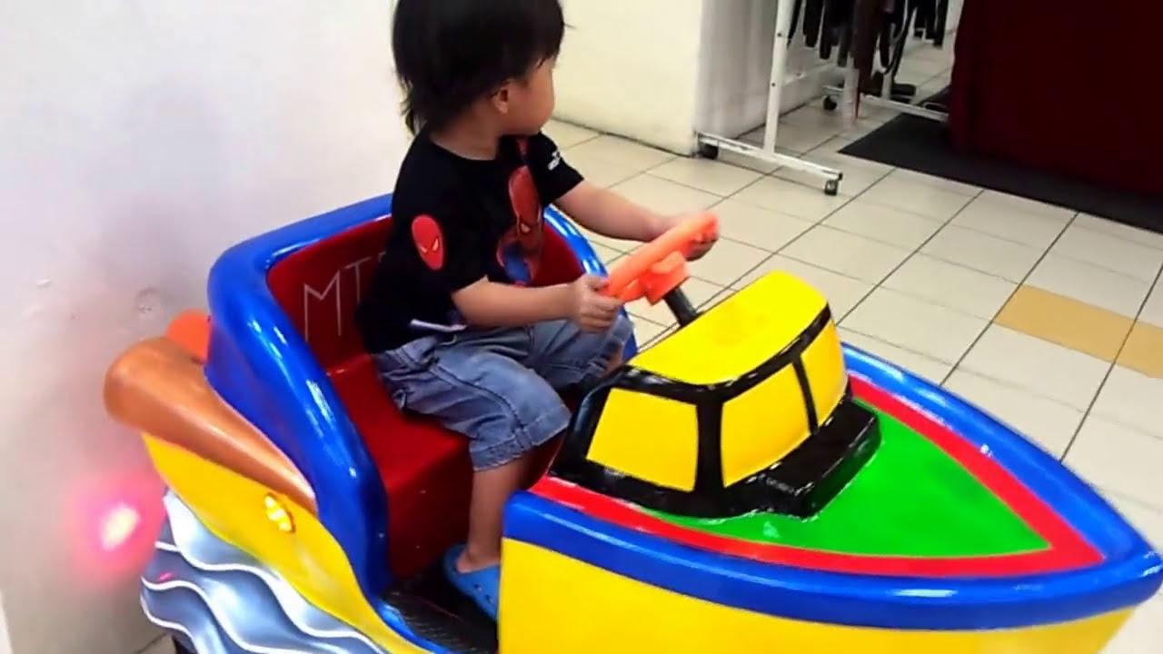 Kids Toys: Boat Ride for Kids - YouTube
