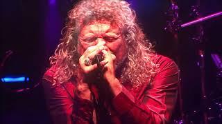 Robert Plant Carry Fire tour @ Merriweather Post Pavillion Columbia MD 6/12/2018