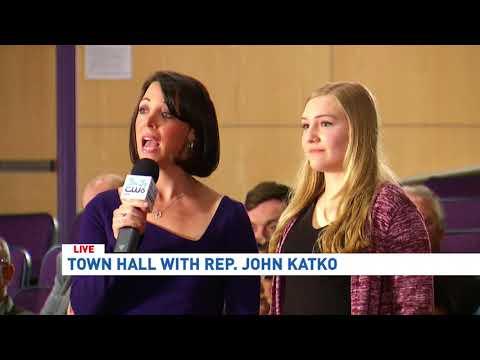 CNYCentral Town Hall with Rep. John Katko - May 15, 2017