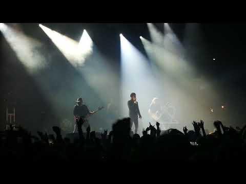 HIM - Soul On Fire - Icehall, Helsinki, Finland 27.12.2017