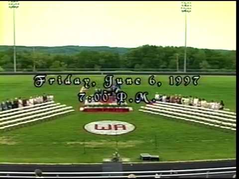 West Allegheny High School Commencement Exercises, Class of 1997
