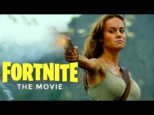 Movie Fortnite Fan Made Fortnite Movie Trailer Mashes Up Different Films For Live Action Goodness