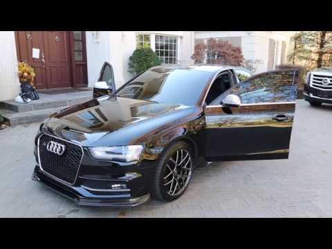 My Audi S4 Every Mod Youtube
