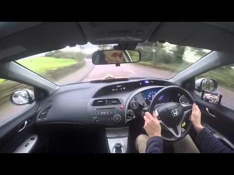 BHO2SJH Honda Civic 1.8i-VTEC i-Shift ES AUTOMATIC