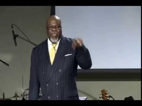 Think Like Eagles -- Bishop T.D. Jakes