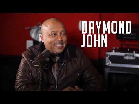 """Daymond John Shares How FUBU Got Started + """"The Power Of Broke"""","""