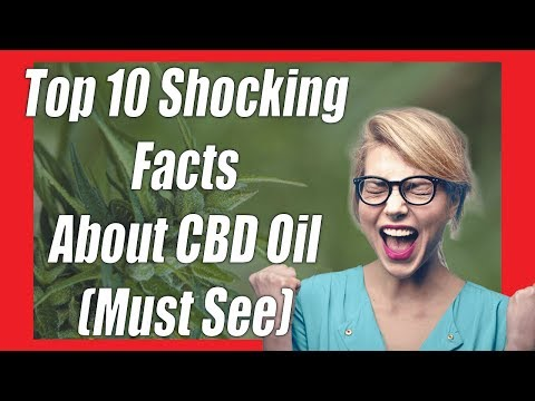 CBD Oil Top 10 Shocking Facts You Must Know About
