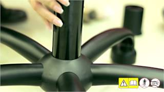 SpinaliS chair assembly