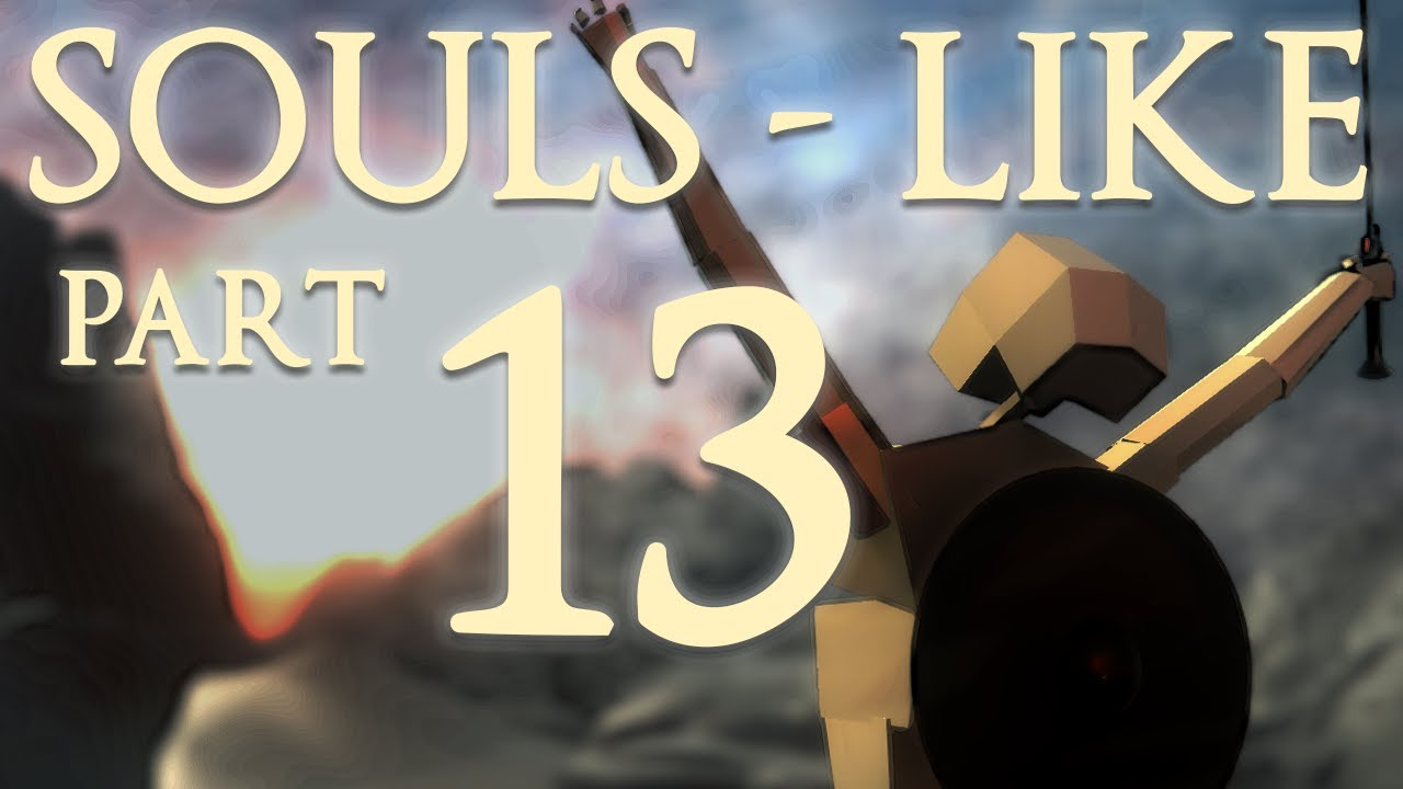 Souls-like Part 13 Game UI - Unity Tutorial (Advanced)