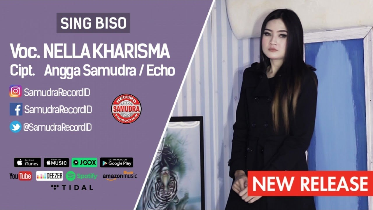 Nella Kharisma Sing Biso Official Music Video Youtube