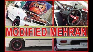 Modified Suzuki Mehran - Maruuti Suzuki 800