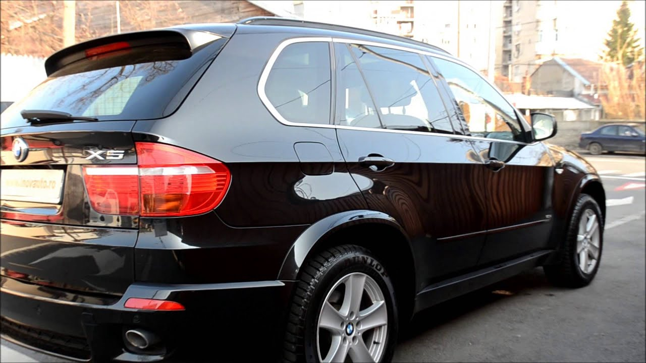 bmw x5 3 0 diesel 235cp 2008 inovauto youtube. Black Bedroom Furniture Sets. Home Design Ideas