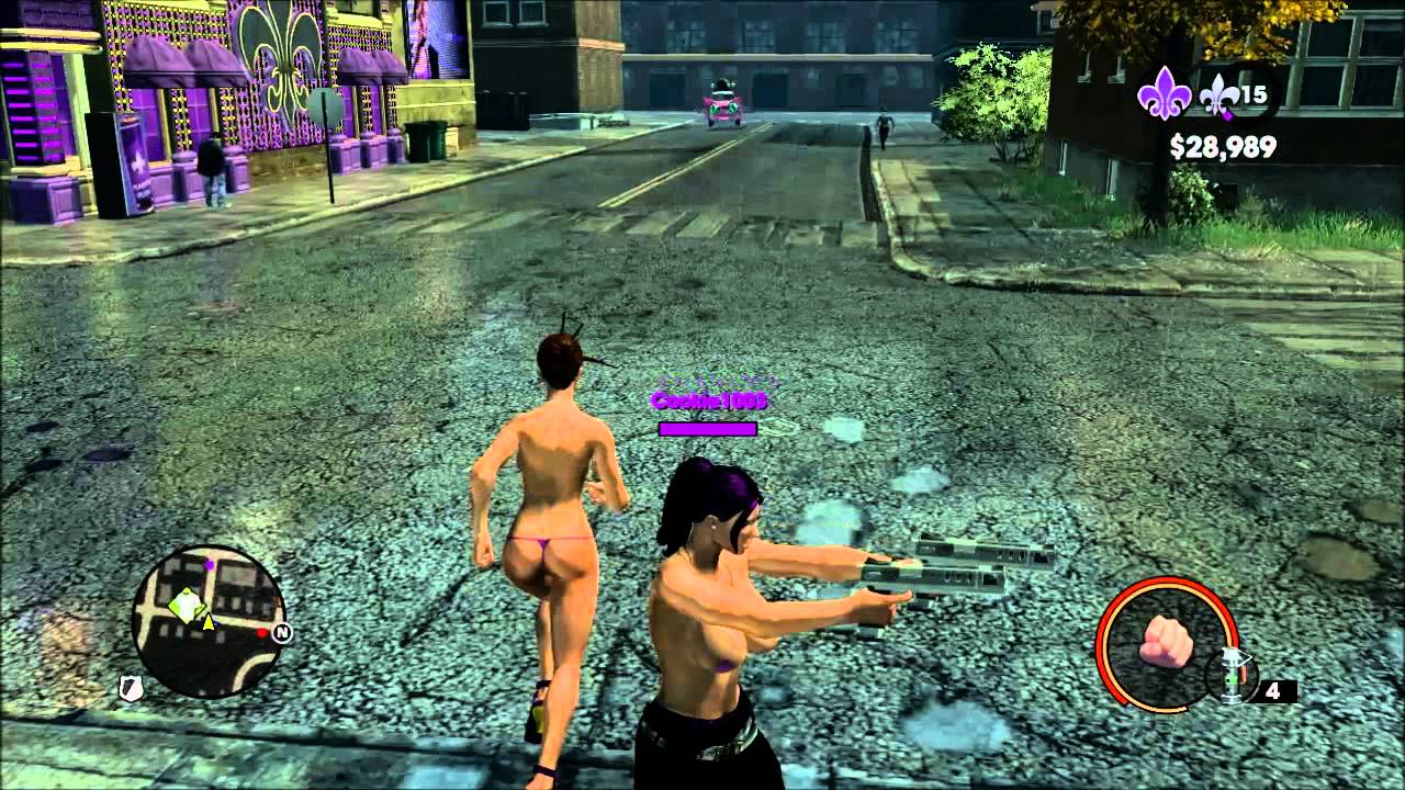 How to get a girlfriend in saints row 3