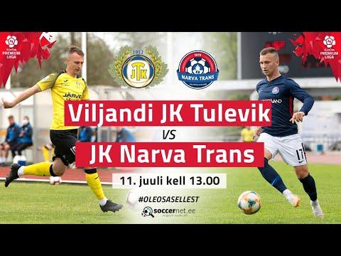 Tulevik Trans Narva Goals And Highlights